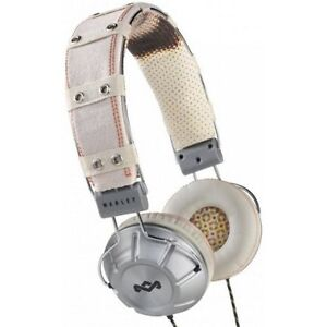 Marley EM-JH000-DU Rebel Dubwise On-Ear Headphones