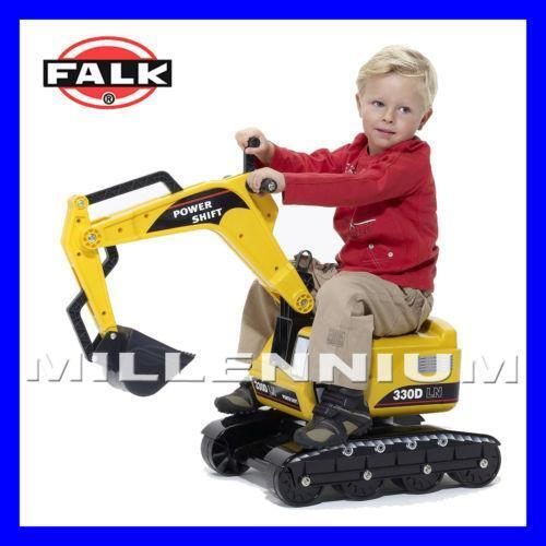 Digging Toys For Boys : Ride on toy diggers ebay
