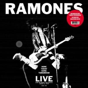 Ramones-Here Today Gone Tomorrow Live At The Old  CD NEU