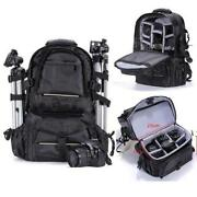 SLR Camera Backpack Bag