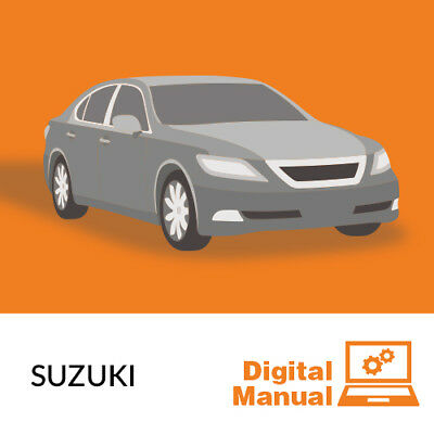 Suzuki   Service And Repair Manual 30 Day Online Access