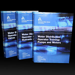 WATER DISTRIBUTION OPERATOR TRAINING: Pumps and Motors DVD