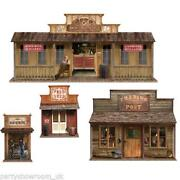 Wild West Decorations