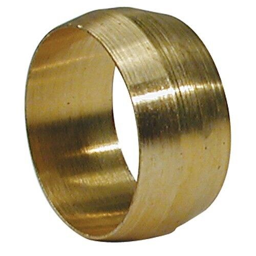 """Wade Copper Olives Compression Rings 3//16/"""" Pack of 10."""