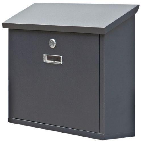 Saw Wall Mount Box : Wall mounted post box ebay