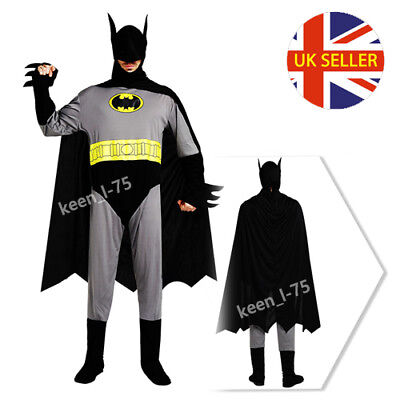 Batman Costume Adult Skin Superhero Party Cosplay Zentai - Zentai Kostüme Batman