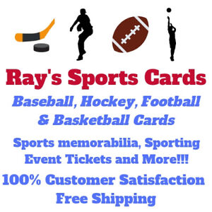 Sports Cards for Sale.100% Customer Satisfaction