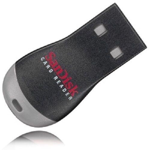 SANDISK USB M2 TF MICRO SD MEMORY CARD READER FOR 1GB 2GB 4GB 8GB 16GB 32GB