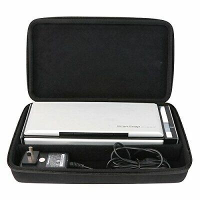 Khanka Document Scanners Hard Case for Fujitsu ScanSnap S1300i Mobile Document