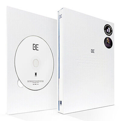 BTS [BE] Essential Edition Album Weverse Ver CD+Photo Book+8ea Card+Poster+GIFT