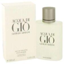 Acqua Di Gio by Giorgio Armani 3.4 oz EDT Cologne for Men New In Box