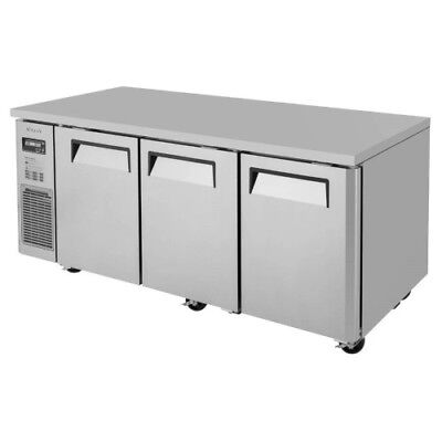Turbo Air Jur-72-n6 72 Side Mount Stainless Undercounter Refrigerator
