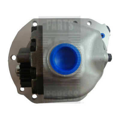 Ford New Holland Hydraulic Pump Part Wn-d8nn600lb On Tractor 340 345c 345d 420