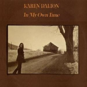 Karen Dalton - In My Own Time [New Vinyl LP] Karen Dalton - In My Own Time [New
