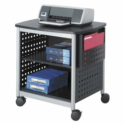 Safco Scoot Printer Stand - 1 X Shelfves - 26.5 Height X 26.5 Width X 20.5