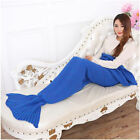 Unbranded Polyester Mermaid Blankets