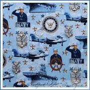 US Navy Fabric