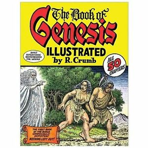 NEW The Book of Genesis Illustrated - Crumb, R./ Alter, Robert (TRN)