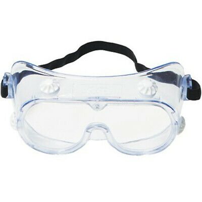 2 ea x 3M 334AF 40661 Safety Goggles Protective Eyewear Glasses Anti-Fog Lens i