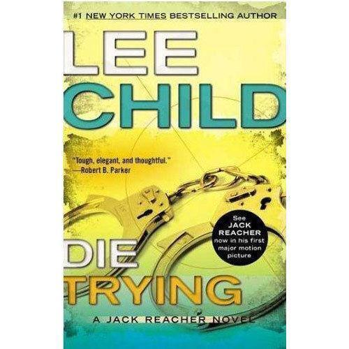 Lee Child Die Trying Ebay