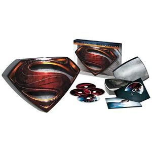 Man of Steel Limited Edition Steelbook New and Factory Sealed