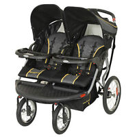 DOUBLE JOGGING STROLLER WANTED