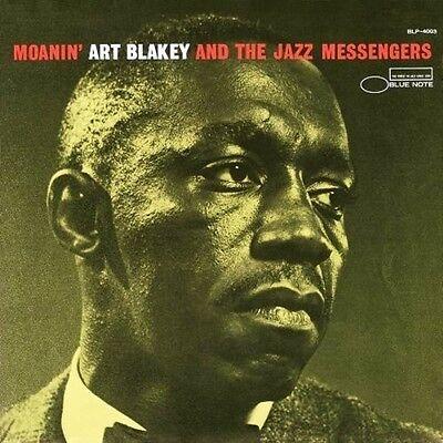Art Blakey   Jazz Messengers   Moanin  New Vinyl