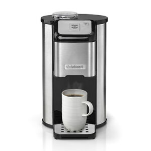 Cusinart Grind and Brew Single Serve  Single cup Coffee Maker