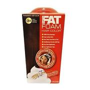 Fat Foam Hair Color