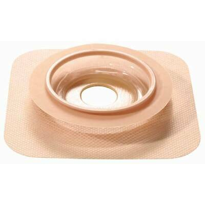 Natura Moldable Stomahesive Skin Barrier Accordian Flange With Hydrocolloid Flex