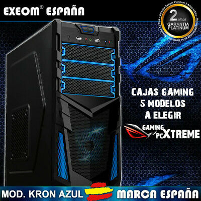 Ordenador Gaming Pc Intel Core i7 16GB DDR3 2TB HDD Wifi Sobremesa...