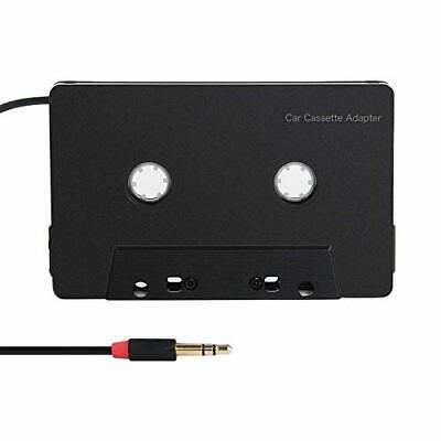 GEZICHTA Car Audio Bluetooth Cassette to Aux Receiver 3.5mm Tape Adapter for ...