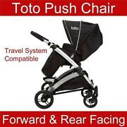 Parent Facing Pushchair