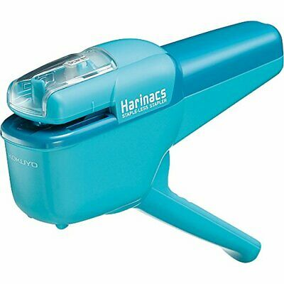 Kokuyo Stapler Harinacs Stapless For 10 Sheets Handy Sln-msh110lb Japan 190429
