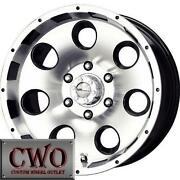Dodge 8 Lug Wheels