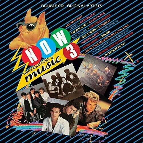 Various Artists - Now 3 / Various [new Cd] Uk - Import