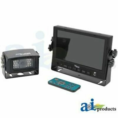 Cc7m1c Universal Farm Cabcam Video System Includes 7 Monitor And 1 Camera
