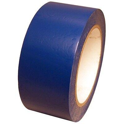 Dark Blue Vinyl Tape 2 Inch X 36 Yd. 1 Roll. Spvc