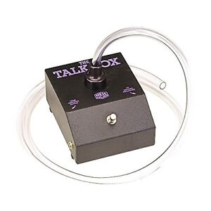 Dunlop Heil Talkbox. Excellente condition.