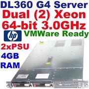 HP Proliant DL360 G4