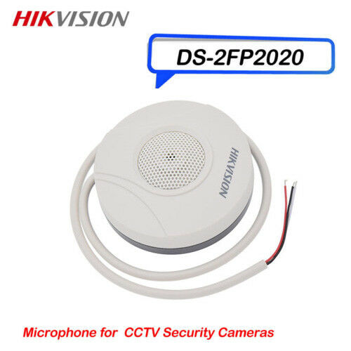 Hikvision CCTV HI-FI Microphone for DS-2CD2142FWD-IS 2542 2642 Hikvision Camera