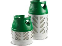 gas bottle for a caravan or bbq or camper vanempty ideal spare i have both sizes