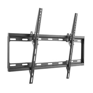 tv wall mount, slim, tilt, flat mount universal for all TV sizes