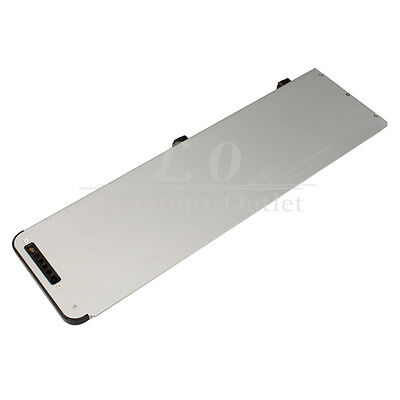 "New 6 Cell Laptop 5200mAh Battery for Apple MacBook Pro 15"" A1281 A1286 Silver on Rummage"