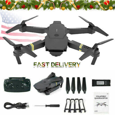 Drone X Pro Foldable Quadcopter WIFI FPV 1080P Wide-Angle HD Camera For Gift USA
