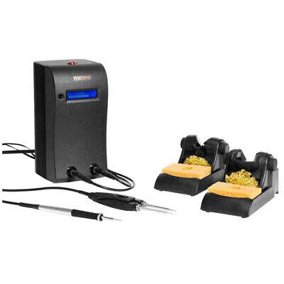 Metcal Mx-5241 Dual Output Simultaneous Tweezers Solder Rework 80w