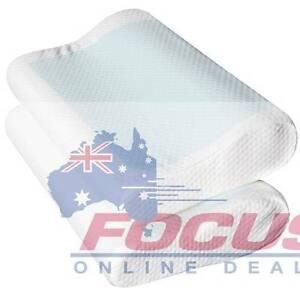 2 x Cool Gel Top Memory Foam Pillow Melbourne CBD Melbourne City Preview