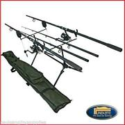 Complete Carp Fishing Set Up