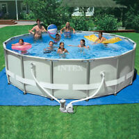 22`x 52'' Round Ubove Ground Intex Pool
