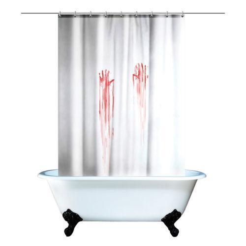 Halloween Shower Curtain Ebay